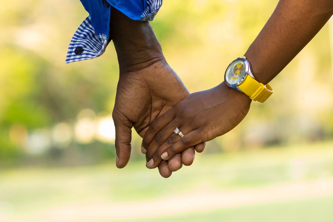 Jamaican engagement photos