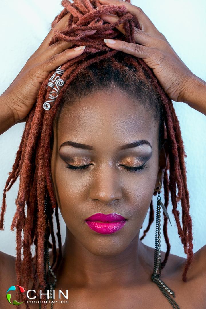 Beautiful headshots Jamaican Photographer