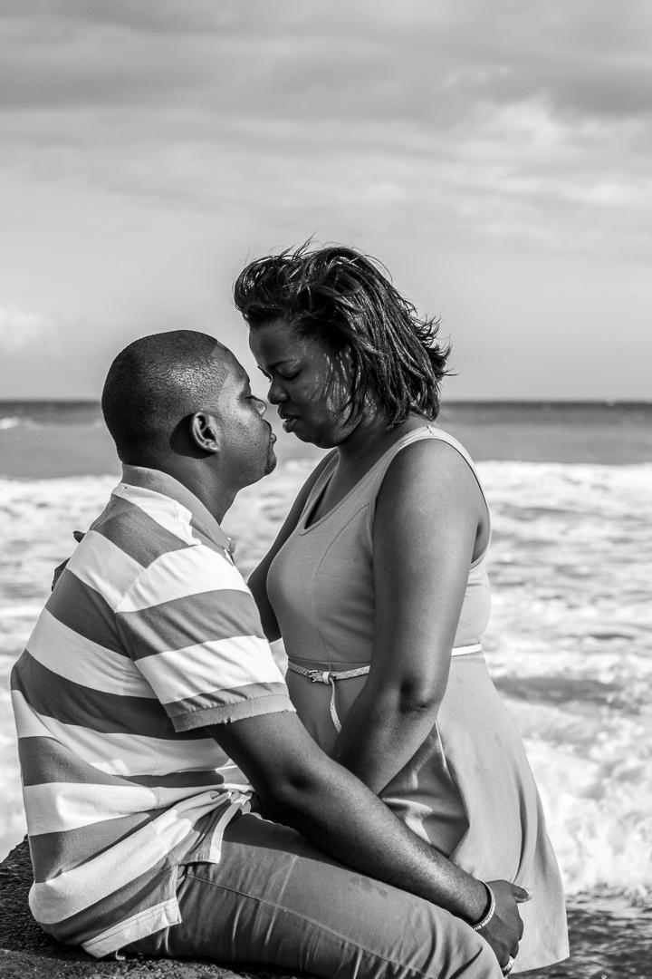 Beach Engagement jamaica