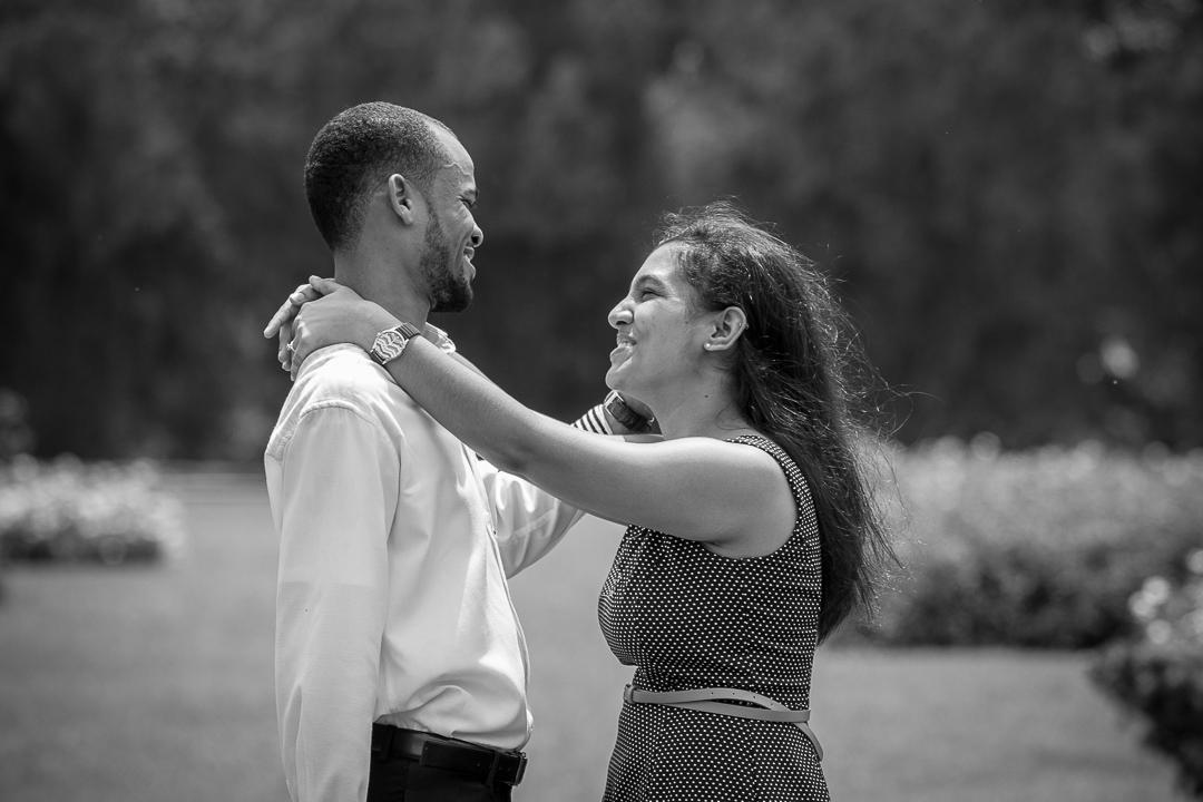 Jamaica Engagement Photography