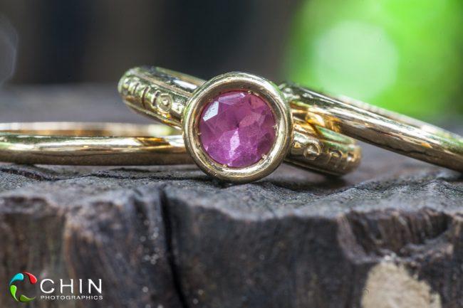 Jamaica wedding rings