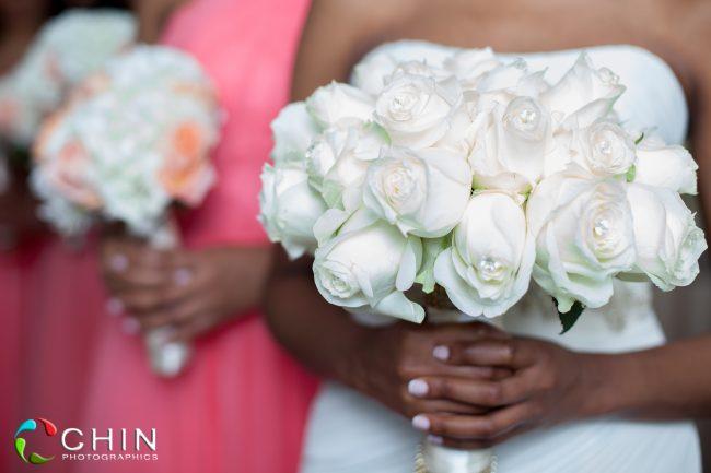 The Bride's Bouquet Terra Nova Wedding