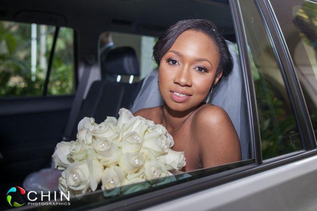 The Car shot - Terra Nova Wedding