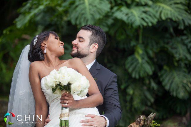 Ernic + Alicia Wedding Boone Hall