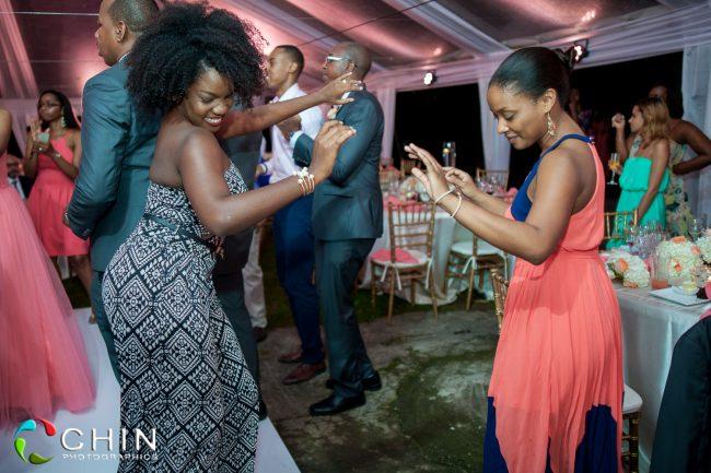 Boone Hall Oasis Wedding Reception Dance
