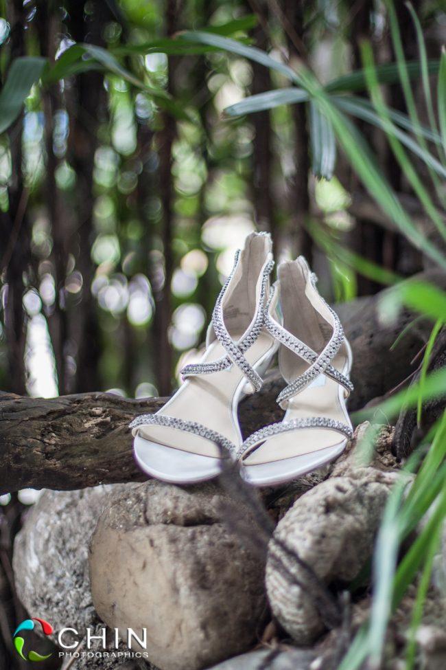The Shoes - Terra Nova Wedding