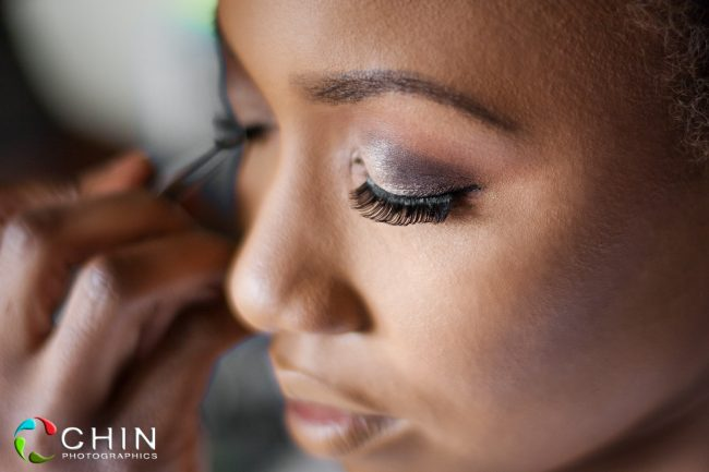 Boone Hall Oasis Wedding Bride Lashes