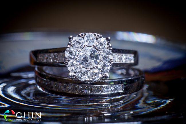 Wedding Ring Shot Jamaica Wedding