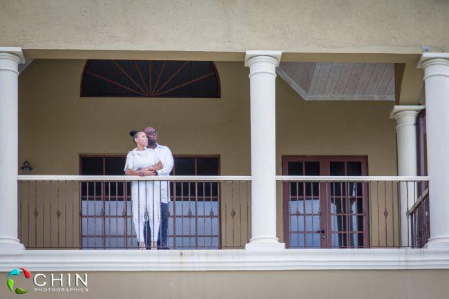 Golden Castle Montego Bay Engagement | Kimone & Haywood 34