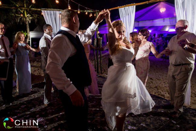 Club RIU Ocho Rios Wedding | Sandra & Shamari 40