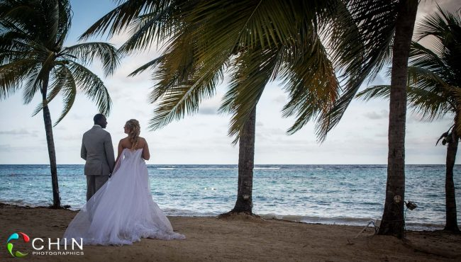 Club RIU Ocho Rios Wedding | Sandra & Shamari 12