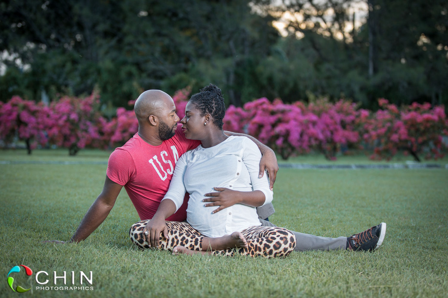 Jamaican Maternity Photographer